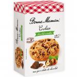 Bonne Maman Cookies chocolat noisettes 225g