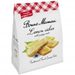 Bonne Maman Financiers citron pavot