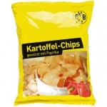 Borussia Dortmund BVB Kartoffel-Chips Paprika