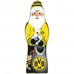 Borussia Dortmund BVB Weihnachtsmann Fairtrade 150g