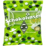Borussia Mönchengladbach Schokolinsen Crisp