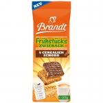 Brandt Frühstücks-Zwieback 5 Cerealien Schoko