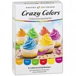 Brauns Heitmann Crazy Colors 6 Lebensmittelfarben