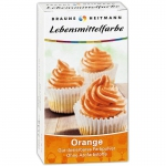 Brauns Heitmann Lebensmittelfarbe Orange