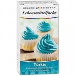 Brauns Heitmann Lebensmittelfarbe Türkis