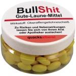 quacksalberei BullShit Gute-Laune-Mittel