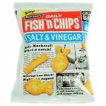 Burton's Fish'n'Chips Salt & Vinegar