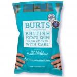 Burts Potato Chips Meersalz & Malzessig 40g