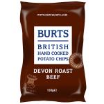 Burts Potato Chips Devon Roast Beef 150g