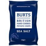 Burts Potato Chips Sea Salt 150g