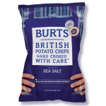 Burts Potato Chips Meersalz 40g