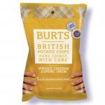 Burts Potato Chips Cheddar-Käse & Frühlingszwiebel 40g