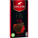 Côte d'Or Fin Noir Intense 70% 100g