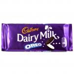 Cadbury Dairy Milk Oreo 120g