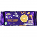 Cadbury Dairy Milk Simply the Zest 110g