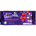Cadbury Dairy Milk The Raspberry Shortcake