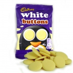 Cadbury White Buttons 32g