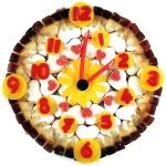 """Canderia Süße Pizza """"Uhrwerk"""""""