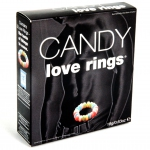 Candy love rings 3er