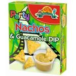 Cantina Mexicana Party Nachos & Guacamole Dip