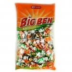 Carletti Big Ben Blandede Karameller 650g