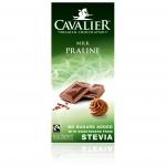 Cavalier Stevia Milk Praliné 85g