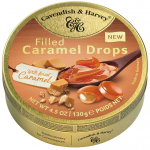 Cavendish & Harvey Filled Caramel Drops with finest Caramel 130g