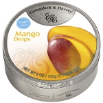 Cavendish & Harvey Mango Drops zuckerfrei