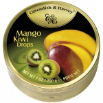 Cavendish & Harvey Mango Kiwi Drops 200g