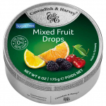 Cavendish & Harvey Mixed Fruit Drops sugarfree 175g