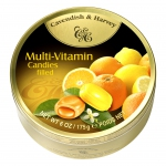 Cavendish & Harvey Multi-Vitamin Candies filled 175g