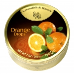 Cavendish & Harvey Orange Drops 200g