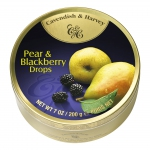 Cavendish & Harvey Pear & Blackberry Drops