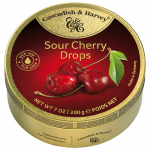 Cavendish & Harvey Sour Cherry Drops 200g