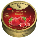Cavendish & Harvey Strawberry Drops filled 175g