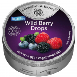 Cavendish & Harvey Wild Berry Drops sugarfree 175g