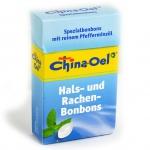 China-Oel Hals- und Rachen- Bonbons