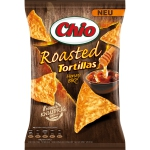Chio Roasted Tortillas Honey BBQ 125g
