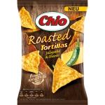 Chio Roasted Tortillas Jalapeño & Cheese 125g