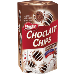 Choclait Chips Knusperkugeln