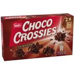 Choco Crossies Feinherb 2×75g