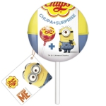 "Chupa Chups Chupa + Surprise ""Despicable Me Minions"""
