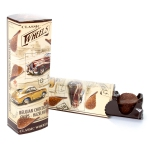 Classic Wheels Belgian Chocolate Chips - Hazelnuts