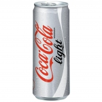 Coca-Cola light 330ml Dose