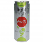 Coca Cola light taste Ginger Lime 330ml