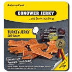 Conower Turkey-Jerky Süß-Sauer 25g