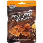 Conower Pork Jerky Spicy Curry