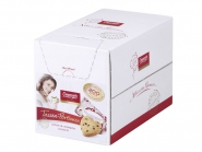 Coppenrath Tassen-Portionen Cookie-Herzen Choco 200er Catering-Karton