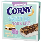 """Corny S'More Style """"sweet up your life"""""""