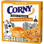 Corny Streets of Vancouver Typ Ahornsirup & Pancake